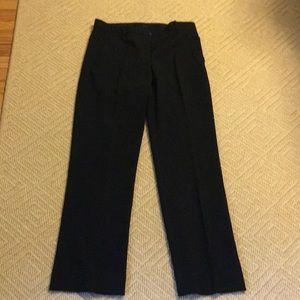 Theory black pants